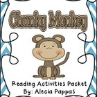 Chunky Monkey Reading Strategy Packet