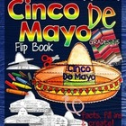 Cinco De Mayo Flip Flap Book
