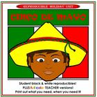 Cinco de Mayo - 5 de Mayo Holiday Unit