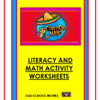 Cinco de Mayo:  A Free Elementary Literacy and Math Unit