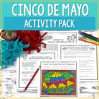Cinco de Mayo Activity Packet