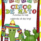 Cinco de Mayo Classroom Pack!
