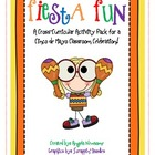 Cinco de Mayo - Fiesta Fun Packet