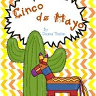 Cinco de Mayo First Grade Fun