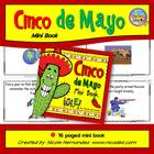 Cinco de Mayo Mini Book of Facts- With a Color-To-Match Ac