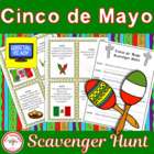 Cinco de Mayo Scavenger Hunt