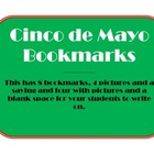 Cinco de Mayo bookmarks (8)
