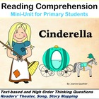 Cinderella - A reading comprehension unit