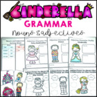 Cinderella Adjectives Pack 15 pages of activities, workshe