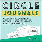 Circle Journals: Collaborative Journal Writing
