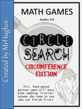 Circle Search Circumference Edition