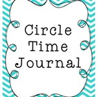 Circle Time Journal