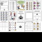 Circus Circus Math & Literacy Activities