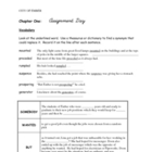 City of Ember Novel Unit (Part 1) SURFFDOGGY
