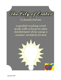 City of Ember guided reading plan