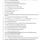 Civil Peace by Chinua Achebe Guided Reading Worksheet Cros