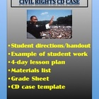 Civil Rights CD Case