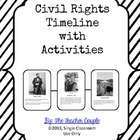 Civil Rights Timeline with Activities