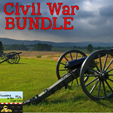 Civil War Activity Bundle