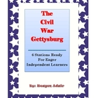 Civil War Gettysburg Stations
