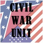 Civil War Unit, Cross-Curricular: Notes, Timeline, Writing