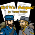 Civil War Webquest/Answer Sheet (History Channel Website)