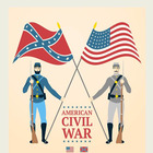 Civil War Wordless Timeline