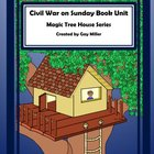 Civil War on Sunday Book Unit