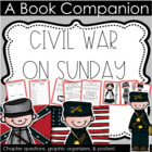 Civil War on Sunday {a book companion}