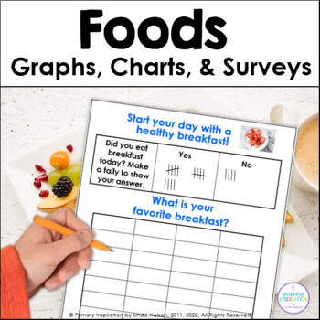 Class Data: Tallies and Graphs About Food