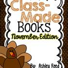 Class-Made Books {November Edition}