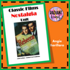 Classic Films - Nostalgia Unit - Middle High School