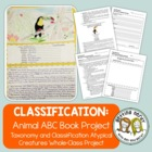 Classification &amp; Taxonomy Project: Create a Book of Atypic