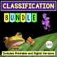 Classification and Taxonomy Complete Unit Plan - 13 produc