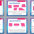 Classifying Quadrilaterals PowerPoint 15.4 HM