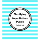 Classifying Slope Pattern Puzzle