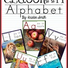 Classroom Alphabet {featuring real life pictures}