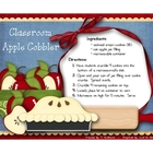 Classroom Apple Cobbler