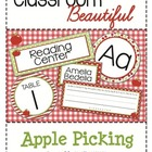 Classroom Beautiful: Apple Picking