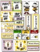 Classroom Bee Theme Mega Pack