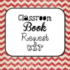 Classroom Book Request Kit