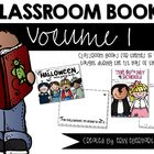 Classroom Book Unit: Volume 1