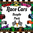 Classroom Bundle- Race Cars