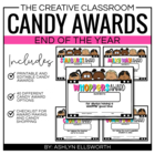 Classroom Candy Awards