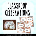 Classroom Celebrations