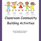 Classroom Community Building Activities