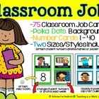 Classroom Community Job Helper Cards