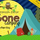 Classroom Decor Mega Bundle: Gone Campin'