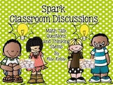 Classroom Discussions- Math Talk