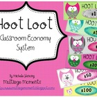 Classroom Economy System: Hoot Loot
